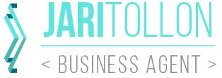 Jari Tollon – Rappresentante forniture alberghiere Logo